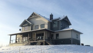 Residential New Home Construction - Fort St. John